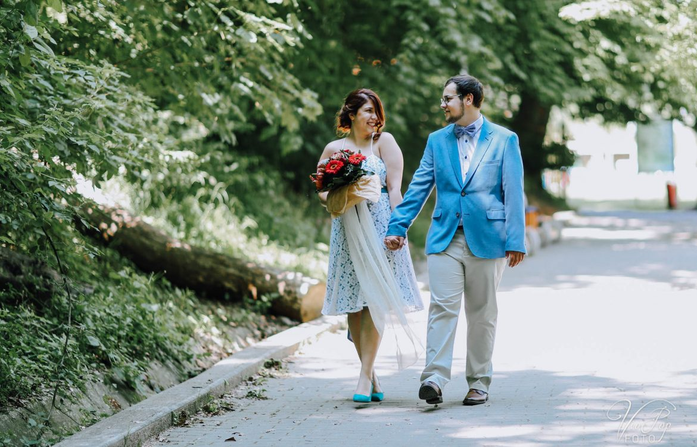 Giuli & Tibi – sesiune casatorie civila